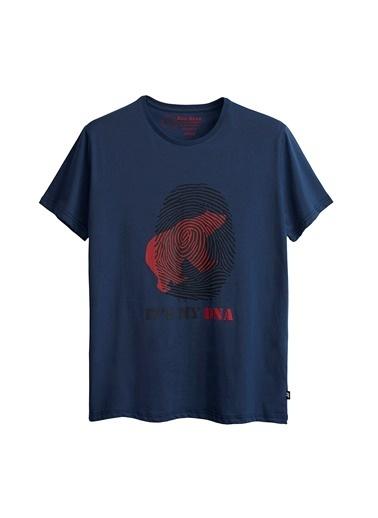 Bad Bear Erkek Grımelanj Şort Display Sweatshort Mavi